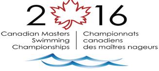 2016 Canadian Masters Swimming Championships – May 20 -May 23, 2016