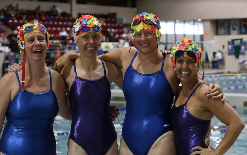 A TECHNO sport team at the 2013 Nationals.